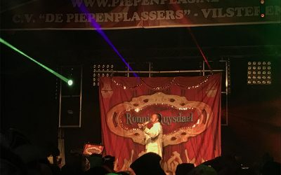 Groot feest met Ronnie Ruysdael