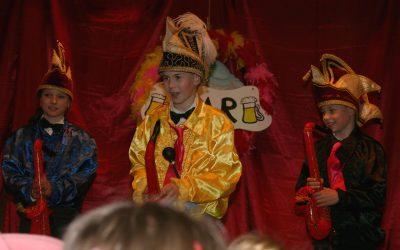Kindercarnaval 9-02-2018