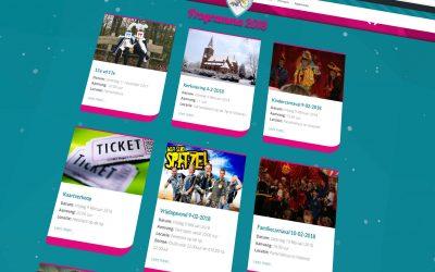 Programma Carnaval 2018 online
