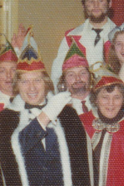 1975 - Gerard Veltmaat & Zus Herbrink