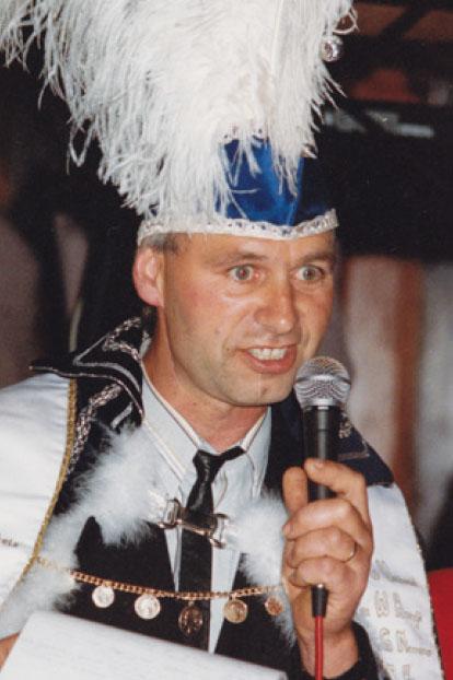 1989 - Bennie Bosch