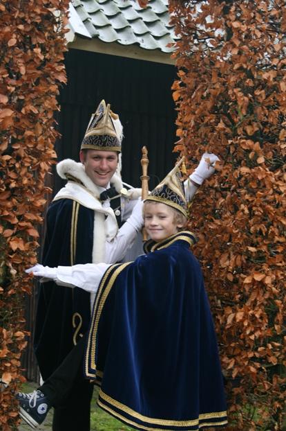 2009 - Prins Swendelarij en Jeugprins Floris de 1ste