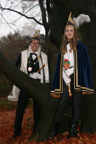 2013 - Prins Goofy en Jeugdprinses Lisa de 1e